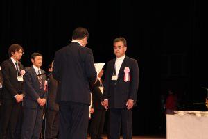 環境王国部門で金賞を受賞した川岸さん